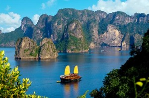 Залива Ха Лонг