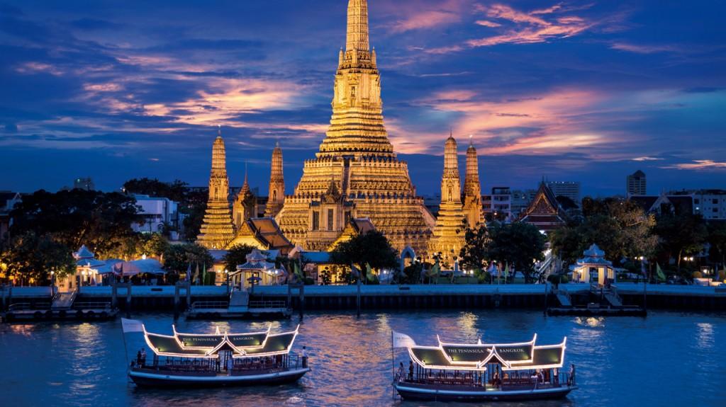 Банкок и Тайланд