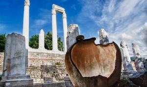 nhà hát Amphi (amphitheater) Plovdiv