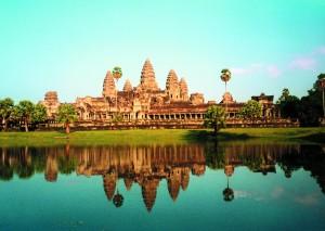Храм Ангкор Камбоджа